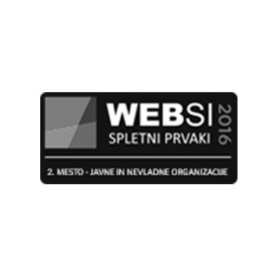 WEBSi - spletni prvaki  2016