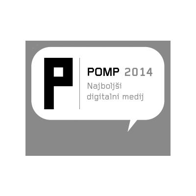 POMP 2014 najboljši digitalni medij